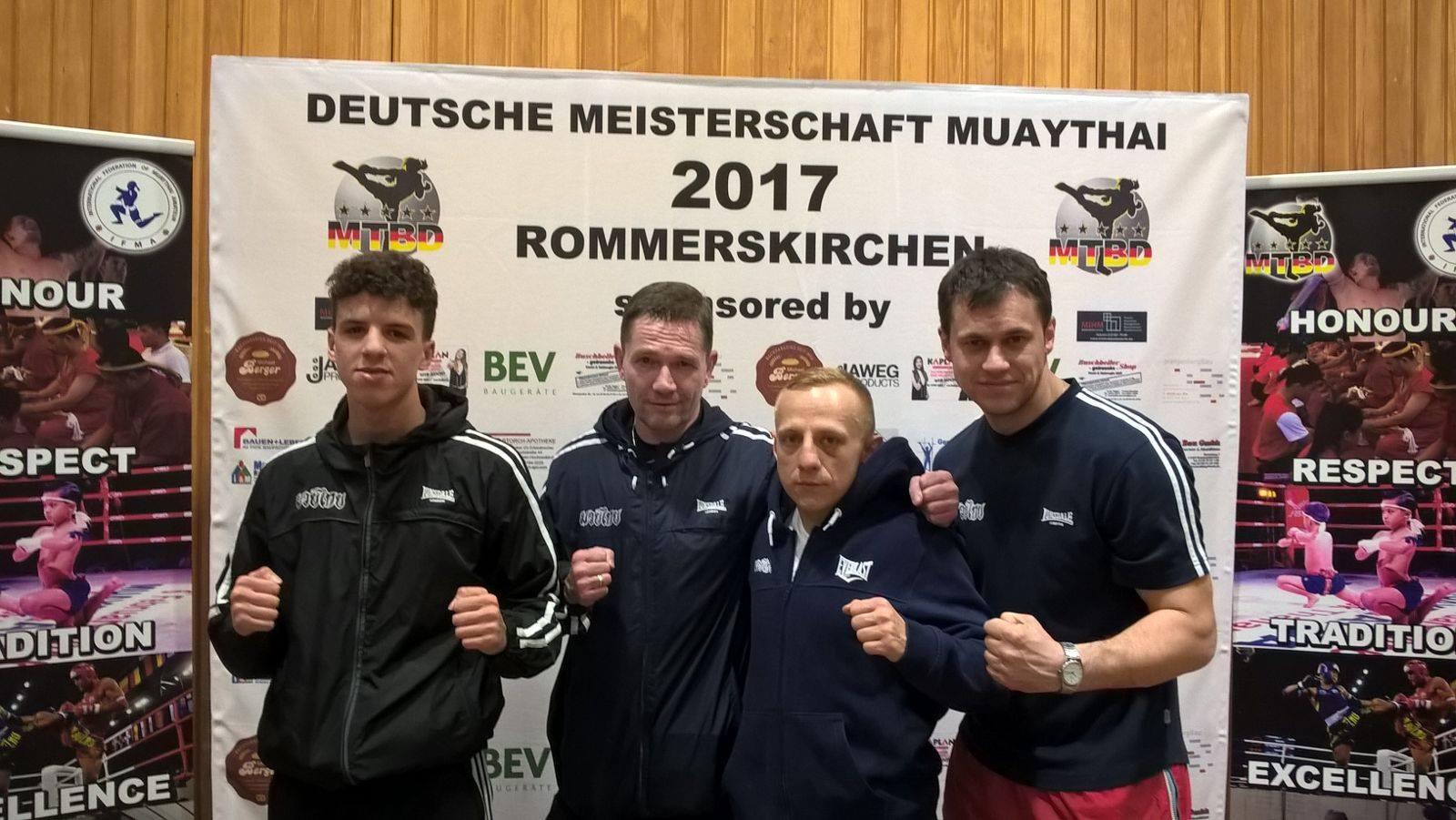 Deutsche Meisterschaft - Rommerskirchen